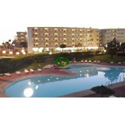 Квартира с 1 спальней около 58 кв.м. Жилая площадь в центре города
