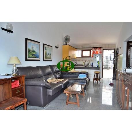 Bungalow bellamente amueblado, recientemente renovado, con 2 dormitorios - 1