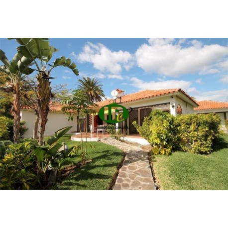 Bungalow with 1 bedroom on about 90 square meters living space in south-east direction - 1