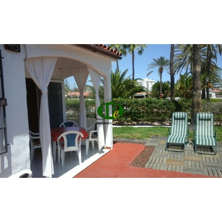 Corner bungalow with 2 bedrooms, located in a popular complex near the beach promenade - 3