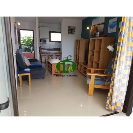 Квартира с 2 спальнями и балконом около 65 кв.м. 4 этаж - 1