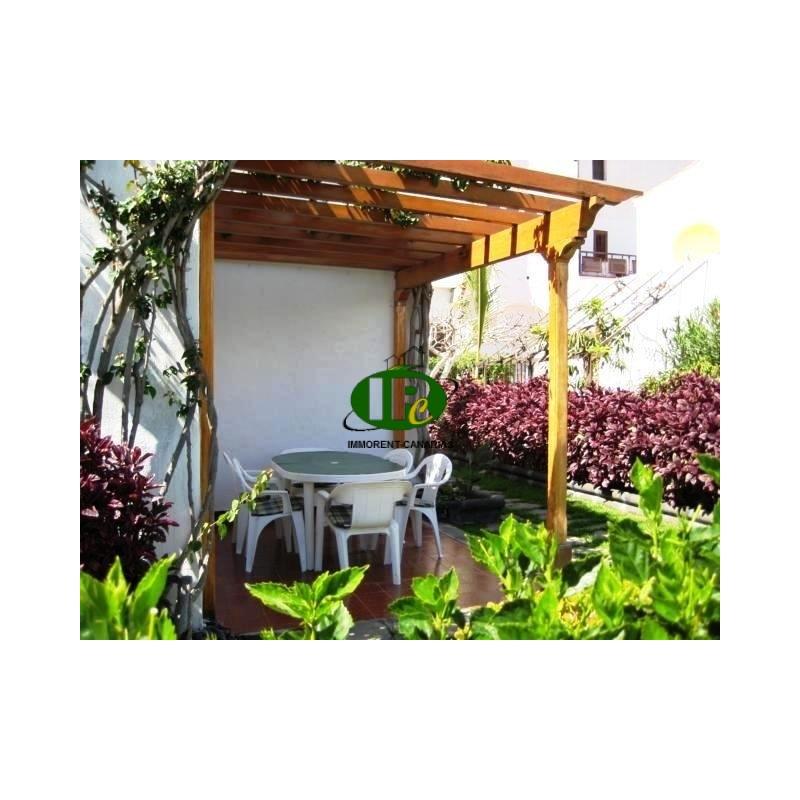 Bungalow Mit 2 Schlafzimmer 2 Badezimmer Abgeschlossener Eigener Garten Immorent Canarias Immobilien