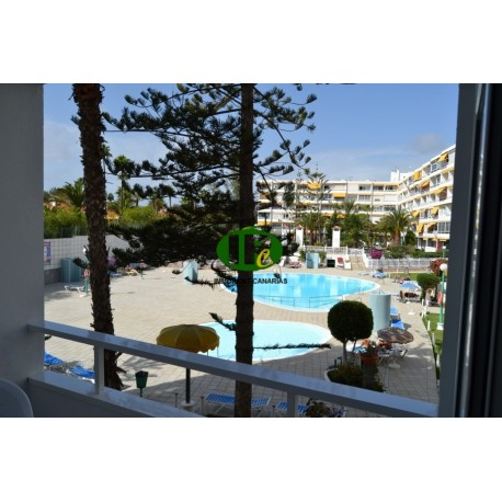 newly renovated 2 bedroom apartment in the heart of Playa del Ingles - 1