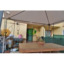 Duplexbungalow met 1 slaapkamer met terras - 11