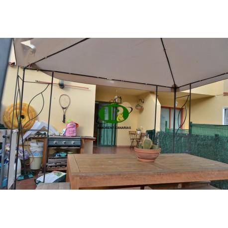 Duplex-bungalow mit 1 Schlafzimmer auf 2 Ebenen mit Terrasse - 11