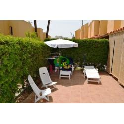 Bungalow de vacaciones con 2 dormitorios y gran terraza esquinera - 13