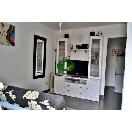 Vakantiebungalow met 1 slaapkamer, berging en groot terras, onlangs gerenoveerd - 18
