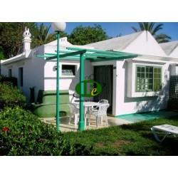 Bungalow met 1 slaapkamer op 50 vierkante meter in Campo International