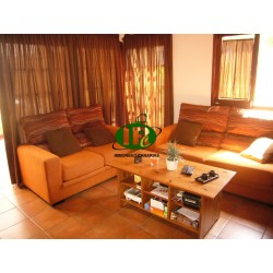 Bungalow with 2 bedrooms, consisting of 1 master bedroom and a children's bedroom