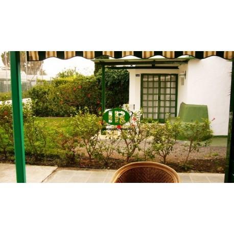 Бунгало, красиво меблировано с 2 спальнями. отремонтированный с садом и террасой - 10