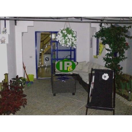 Urlaubsbungalow mit 1 Schlafzimmer auf 2 Ebenen mit Balkon und Terrasse - 4