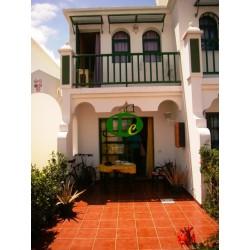 DuplexBungalow mit 1 Schlafzimmer auf 2 Ebenen. Terrasse - 7