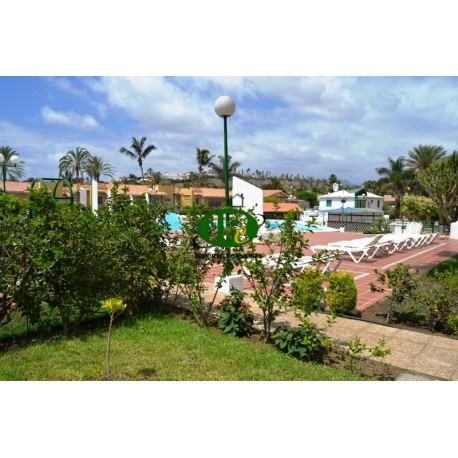 Bungalow in maspalomas with 1 bedroom, terrace and garden - 1