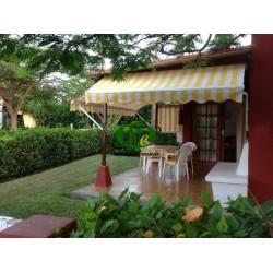 Urlaubsbungalowmit 1 Schlafzimmer auf ca 50 qm Wohnfäche und Terrasse - 2