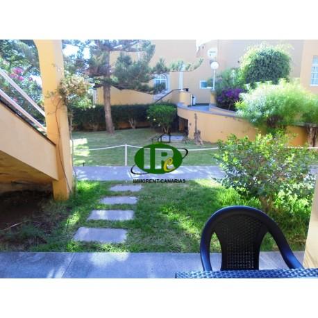 Bungalow mit 1 Schlafzimmer und Terrasse - 10