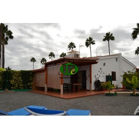 Duplex-Bungalow con 2 dormitorios con gran terraza y zona de jardín - 1