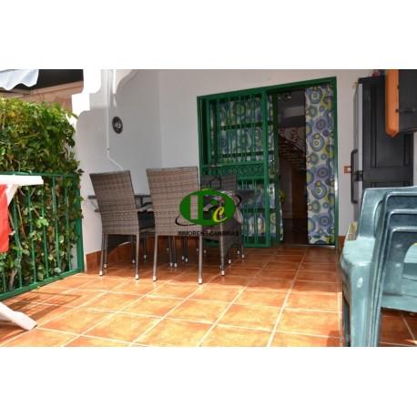 Bungalow de un dormitorio con terraza - 9