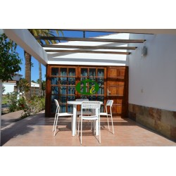 Bungalow with 1 bedroom and 1 bathroom with terrace - 7
