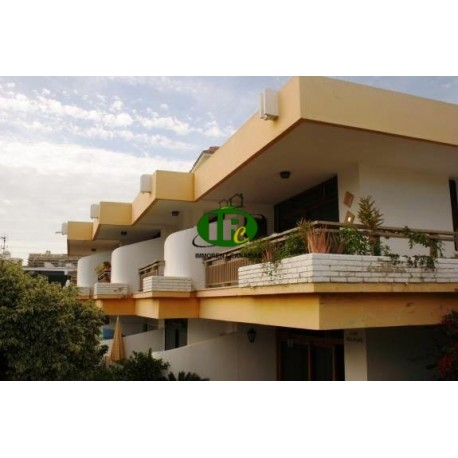 Apartment with 2 bedrooms. Located in a small quiet area, 100 meters to the beach - 1