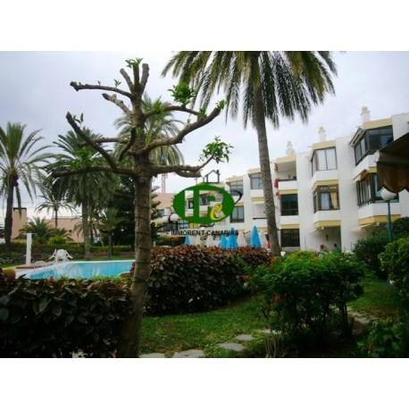 Muy bonito apartamento con 1 dormitorio en 2ª fila al mar y playa - 19
