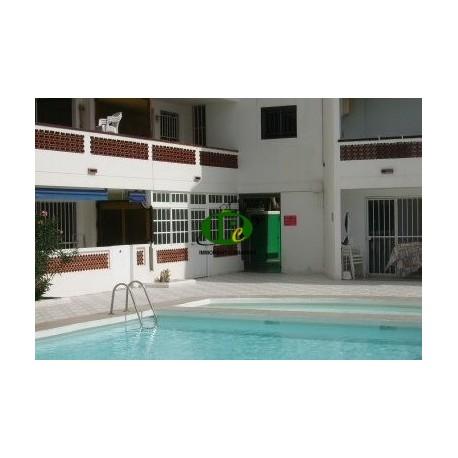 Vakantieappartement met 1 slaapkamer op 45 vierkante meter