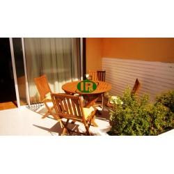 Bungalowapartment mit 2 Schlafzimmern auf 70 m2 im Parterre mit Meerblick - 2
