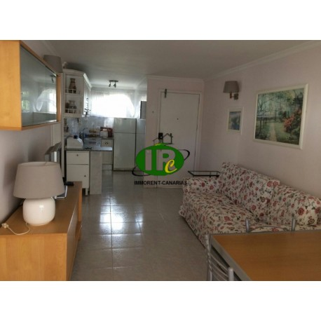 Holiday apartment with 2 bedrooms and south-facing balcony on 1st floor - 1