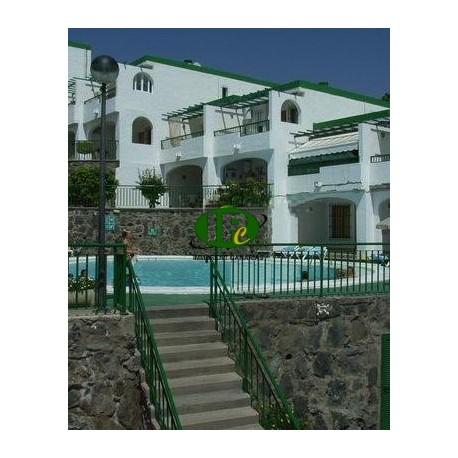 Apartamento de vacaciones con 1 dormitorio en el 1er piso con balcón y vista al mar - 3
