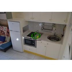 Бунгало с 1 спальней на 2 уровнях в тихом комплексе - 1