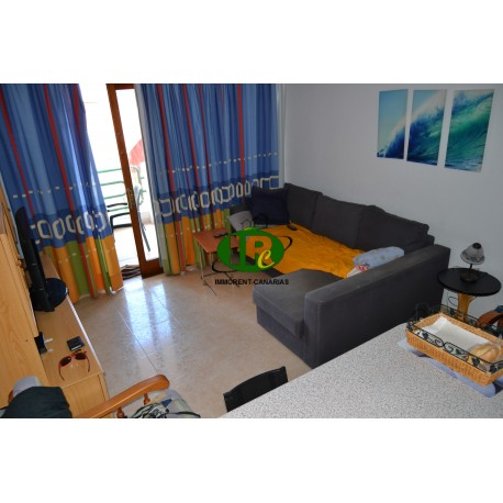 Квартира для отдыха с 1 спальней и балконом - 4