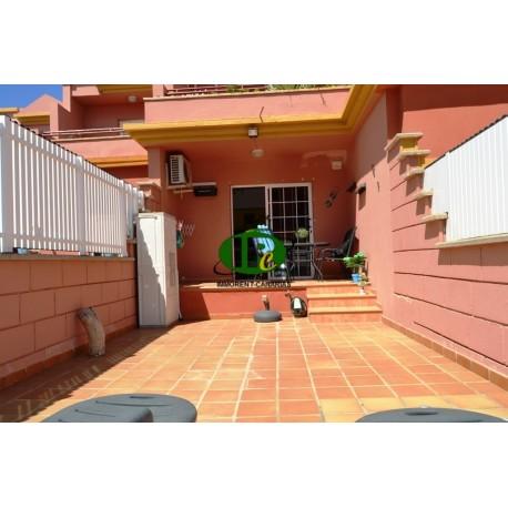 Vakantiestudio-appartement, met groot terras - 1