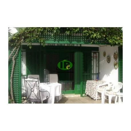 Bungalow mit 2 Schlafzimmer in sehr ruhiger Anlage mit Gemeinschaftspool - 1