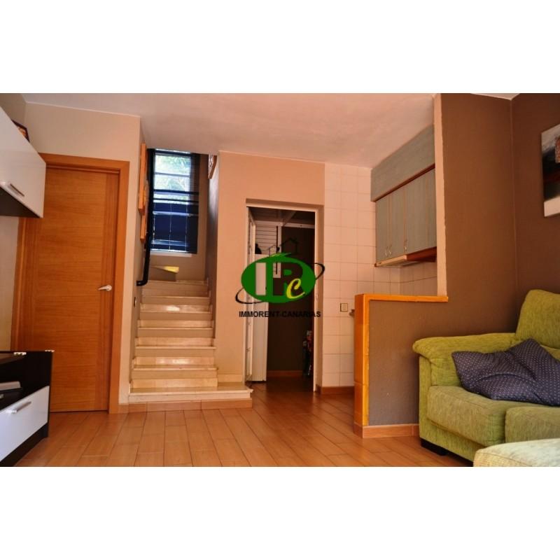 Bungalow De Vacaciones Con 1 Dormitorio Terraza Cerrada Con