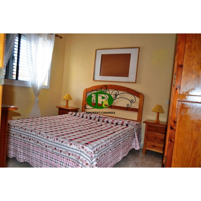 Holiday Apartment With 2 Bedrooms And A Small Balcony On