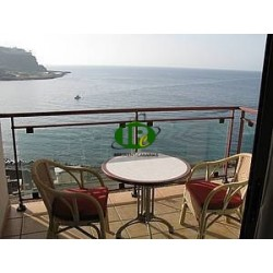Holiday apartment, rentable up to 6 months, with 2 bedrooms on 5th floor with lift - 1