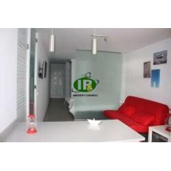 Urlaubsapartment mit abgeteiltem Schlafzimmer, 1 Sofadoppelbett - 4