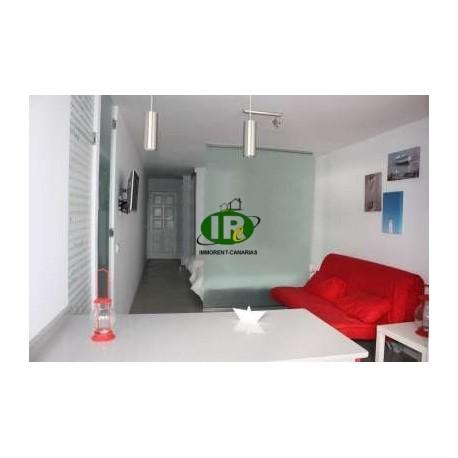 Апартаменты для отдыха с отдельной спальней, 1 двуспальным диваном-кроватью - 4