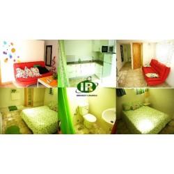 Квартиры с 1 спальней от 45 кв.м., жилая площадь до 80 кв.м