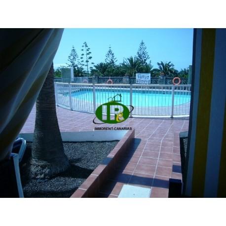 Apartamento de un dormitorio en planta baja con terraza cerrada - 15