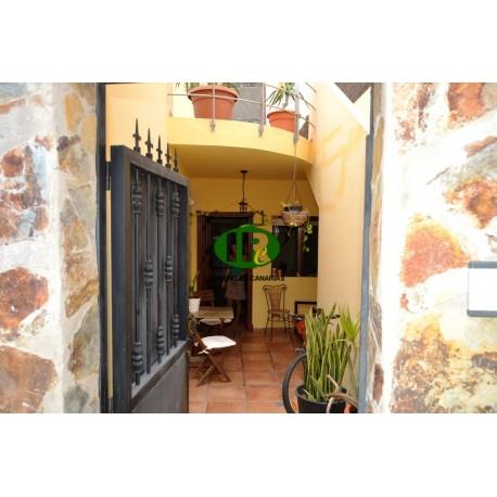 Estudio de vacaciones en una zona tranquila, agradable equipado con terraza y pequeño patio al lado de la cocina - 1