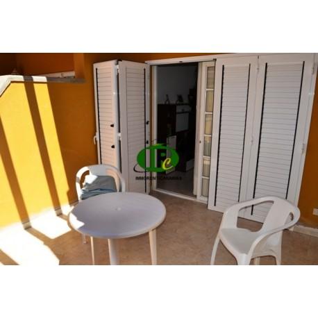 Bungalow mit 1 Schlafzimmer auf 2 Ebenen, neu renoviert