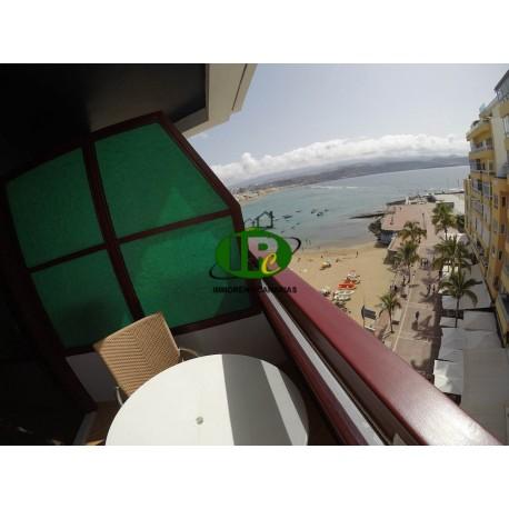 Apartamento de 1 dormitorio con balcón y vistas al mar - 10