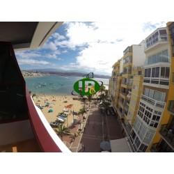 Двухкомнатная квартира с балконом и видом на море - 8