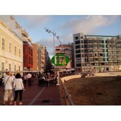 Квартира на пляже Лас Кантерас в центре города, рестораны, магазины и море - 3