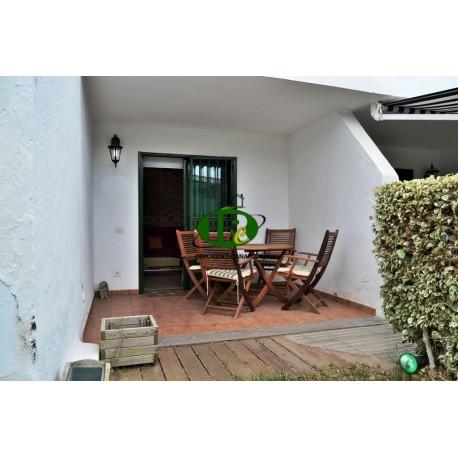 Duplexbungalow met 1 slaapkamer met tuin en terras op een rustige locatie - 1