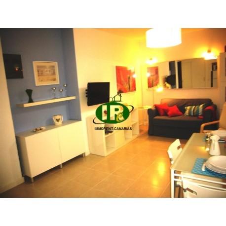 Красивая квартира для отдыха на 1-й линии моря и пляжа Лас-Кантерас - 5