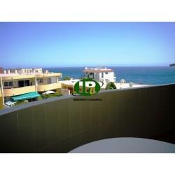 Bonito apartamento en 1ª fila mar, vista al mar, con 2 habitaciones - 13