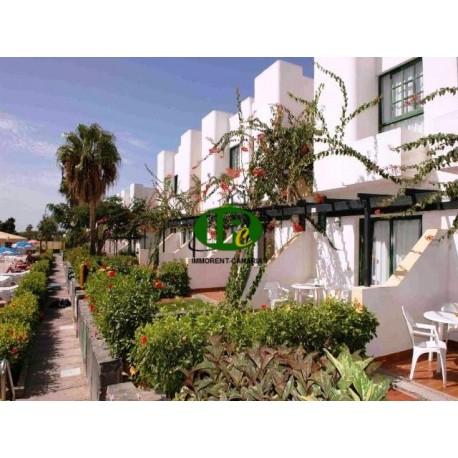 Duplex bungalow met 1 slaapkamer en 2 terrassen - 9
