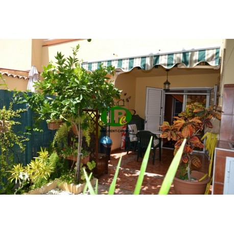 Schöner Bungalow nett ausgestattet mit 1 Schlafzimmer auf 2 Ebenen mit schöner Terrasse - 6