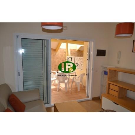 Vakantieappartement met 1 slaapkamer met terras, prachtig kleinschalig complex met 8 eenheden op een rustige locatie
